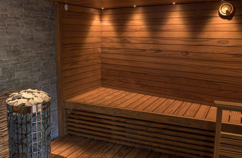 Nanosuojaus sauna